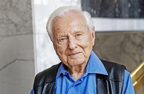 Zásluhy za privatizaci Škody si přivlastnili jiní, říká 'atomový dědek' Miroslav Grégr