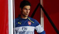 Krizi Arsenalu se pokusí zažehnat Arteta, smlouvu podepsal na tři a půl roku