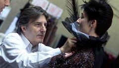 Svět módy truchlí. V 86 letech zemřel módní návrhář Emanuel Ungaro