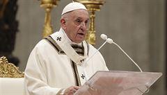 Papež František ocenil práci žen za pandemie a upozornil na hrozby domácího násilí