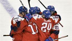 Fantastický vstup do domácího MS. Hokejová dvacítka porazila v nervózním utkání favorizované Rusko