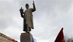 Socha maršála Koněva našla nový domov, bude vystavena v pražském Muzeu paměti XX. století