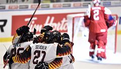 Čeští junioři si zkomplikovali postup do čtvrtfinále, prohráli s nováčkem z Německa