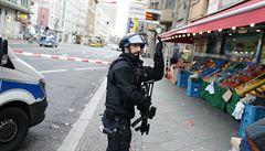 Falešný poplach. Podle policistů se žádná loupež v centru Berlína nestala