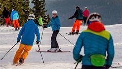 Česko by mělo uvolňovat opatření pro skiareály podle systému PES, říká ředitel asociace