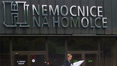 Novým ředitelem Nemocnice Na Homolce byl jmenován Petr Polouček