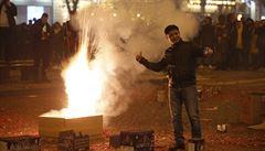MALÍK: Silvestrovské ohňostroje. Východní Evropa se zmítá v křeči pyronásilí