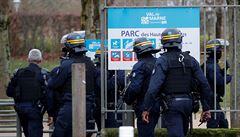 'Alláhu akbar,' křičel útočník z Paříže. Od pěti let byl pod dohledem psychiatrů