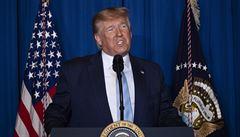 Trump pochválil v dopise Kim Čong-una za nasazení v boji s koronavirem