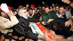 Íránci pohřbí generála Solejmáního. V Las Vegas začíná prestižní veletrh CES