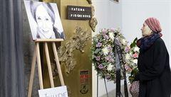 Pohřeb Táni Fischerové: přišli se rozloučit přátelé z kultury i politiky