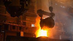 Britská vláda odmítla žádost o pomoc pro ocelárnu Liberty Steel, firma v zemi zaměstnává pět tisíc lidí