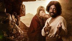 První pokušení Krista. Brazilský soud nařídil Netflixu stáhnout film,v němž je Ježíš gay