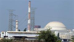 Írán hlásí zemětřesení o síle 5,9 stupně v oblasti jaderné elektrárny, škody nejsou hlášeny