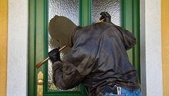 Zloděje víc lákají rodinné domy než byty