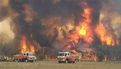 Jaké fake news vznikají o požárech v Austrálii? Stojí za nimi ekoteroristé nebo Čína, píší trollové