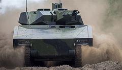 Česko by nemělo ustoupit od zbrojních investic, uvedl Senát v době, kdy ekonomiku čeká propad