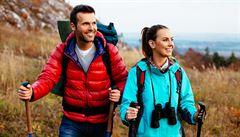 Nordic walking je výhodnější než fotbal, říká fyzioterapeutka