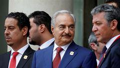 Maršál Haftar ohlásil, že přebírá řízení Libye. Dohoda ze Schirátu je prý 'temnou minulostí'
