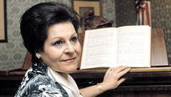 Zemřela světově uznávaná sopranistka Naděžda Kniplová, bylo jí 87 let