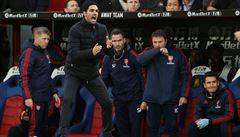 Přemohl jsem koronavirus, v pořádku je i moje rodina, potvrzuje trenér Arsenalu Arteta