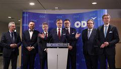 Dvojkou ODS je nečekaně Stanjura, mezi řadové místopředsedy pronikl Vondra