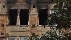 Ústecký kraj pošle do Vejprt milion korun na pomoc po požáru. Hejtman žádá stát o dalších pět milionů