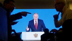 'Rusko to jsme my!' Putin navrhuje změny v ústavě, chce zakázat cizince v klíčových funkcích