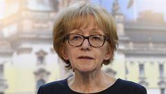 Válková podala trestní oznámení kvůli článku o práci s Urválkem, žádá také omluvu od historika Blažka