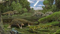 Po Obamovi pojmenovali prehistorickou ještěrku. Má podobné zuby