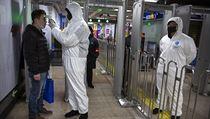 Kvůli nákaze koronavirem v Číně zemřelo již 80 lidí. Za poslední den přibylo 769 nakažených