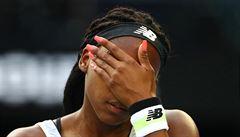 Odvrácená tvář šestnáctileté Gauffové. Kvůli očekáváním chtěla skončit s tenisem, rok trpěla depresemi