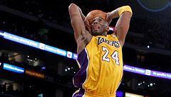 Pocta pro zesnulého Bryanta. Legendární Kobe míří do Síně slávy po boku Duncana i Garnetta