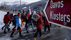 Davos slyší na zelenou notu. Kromě politiků a aktivistů dorazí i 120 světových miliardářů
