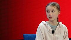 Ekologická aktivistka Greta Thunbergová se po roční přestávce vrátila do školy