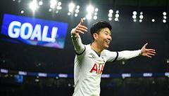 VIDEO: Son-aldo. Premier League vyhlásila gól roku, vyhrál útočník Tottenhamu po krásném úniku