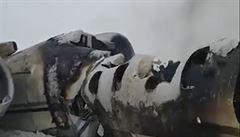 V Afghánistánu spadlo letadlo americké armády. Tálibán tvrdí, že stroj sestřelil