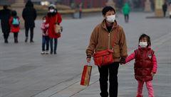 Čína má za neděli 31 nových případů a čtyři mrtvé. V Íránu je přes 41 tisíc nakažených koronavirem
