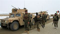 Exploze ve městě Ghazní zabila nejméně 30 lidí, mrtví jsou vojáci afghánské armády