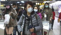 Burza v Hongkongu výrazně oslabila. Důvodem jsou obavy kolem šíření koronaviru