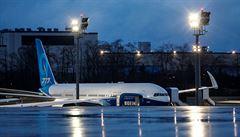 MACHÁČEK: Problém firmy Boeing