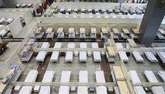 Bleskově postaveným nemocnicím ve Wu-chanu chybí pacienti. Většina lůžek pro nakažené koronavirem je neobsazená