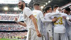 Real Madrid je v karanténě, španělská liga byla do reprezentační pauzy přerušena