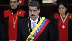 USA obvinily prezidenta Venezuely z narkoterorismu. Za informace vedoucí k dopadení Madura slibují odměnu
