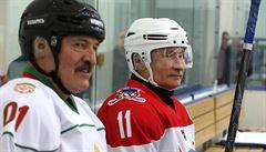 Důvěrně se znají, tykají si, ale prý se moc nemusí. Plánovaná schůzka Putina a Lukašenka je předmětem spekulací