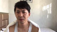 Nezvěstný čínský aktivista se po sedmi měsících zřejmě našel. Má být pod kontrolou úřadů na východě Číny