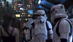 Unikly záběry ze zrušeného Star Wars seriálu. Režíroval by ho sám George Lucas
