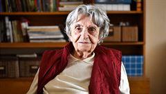 Poslední žijící lidická žena: Chtěla bych se dožít toho, že to v Lidicích bude lepší