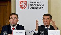 Vláda souhlasí s tlumením krize. Sport by měl dostat dotaci ve výši jedné miliardy korun