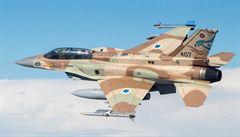 Měli jsme štěstí, zásah nás mohl zabít, říká izraelský pilot o sestřelení F-16
